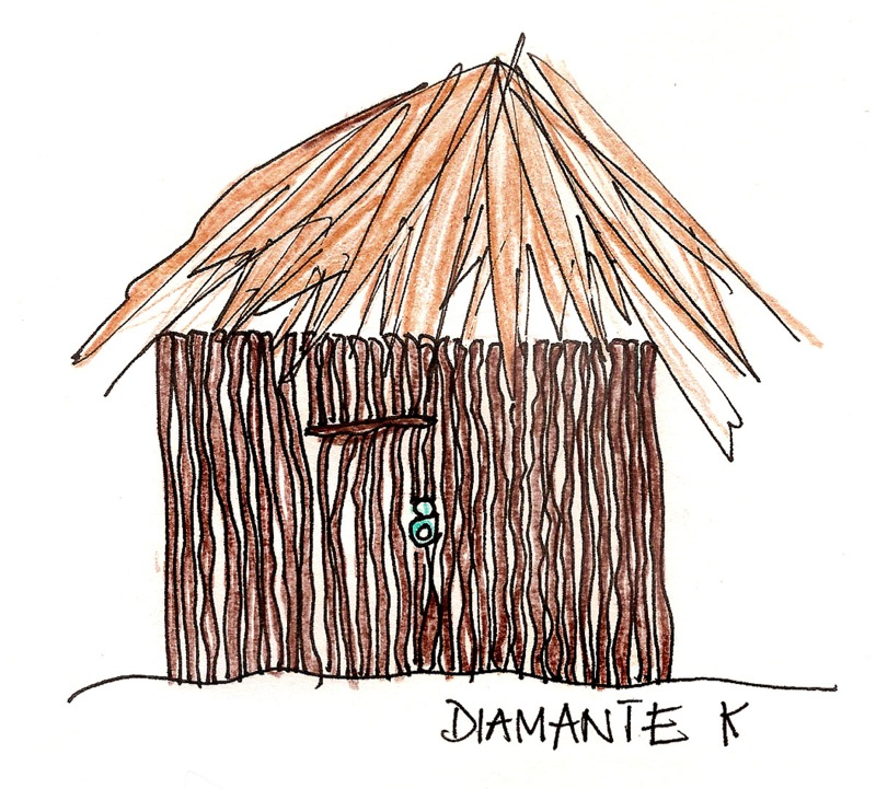 "Diamante K ""Eco"" Huts"