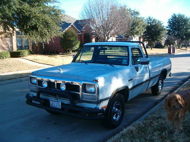 truck 1993 craig dodge ram magnum 52 d350 d150 w150 d250 w250 fatla w350