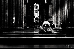 I say a littele prayer for you (J_e_s_t_e_r) Tags: bw jester milano prayer bn duomo davide bianconero preghiera legnani bwemotion davidelegnani