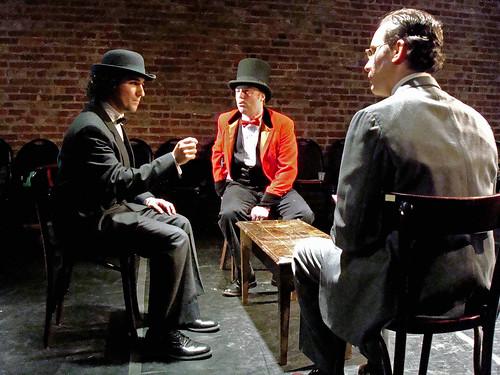 Penny Dreadful 3 - Houdini, Viernik, and Caldwell