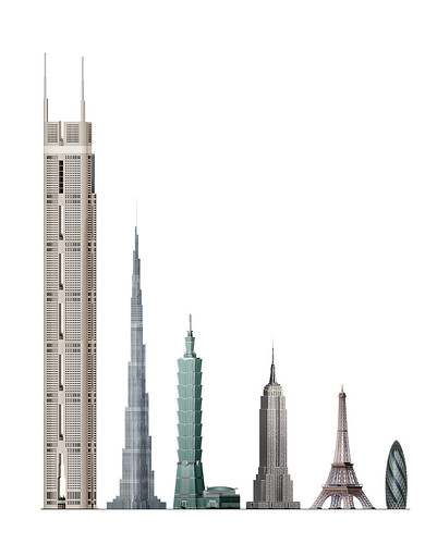 Future Tallest Building Contenders Twice As Tall As Sear