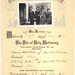 Marriage Certificate, Reta May Baker to Clarence Albert Keeler, May 8, 1937