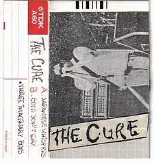 The Cure, Japanese Whispers & Boys don't cry. Front (cameijei) Tags: tapes