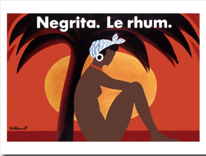 Negrita. Le Rhum.