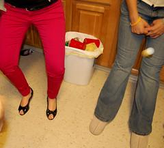 DSC_0285_1 (Nunzination) Tags: portrait sexy legs bodylanguage redpants stilettos keels dancerowanpartydrunkkrunkjuicebeersexualrockroll
