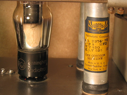 Oscillograph - Vintage Electrolytic