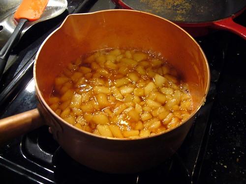 Pears & Caramel