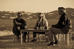 Berbers With Tea