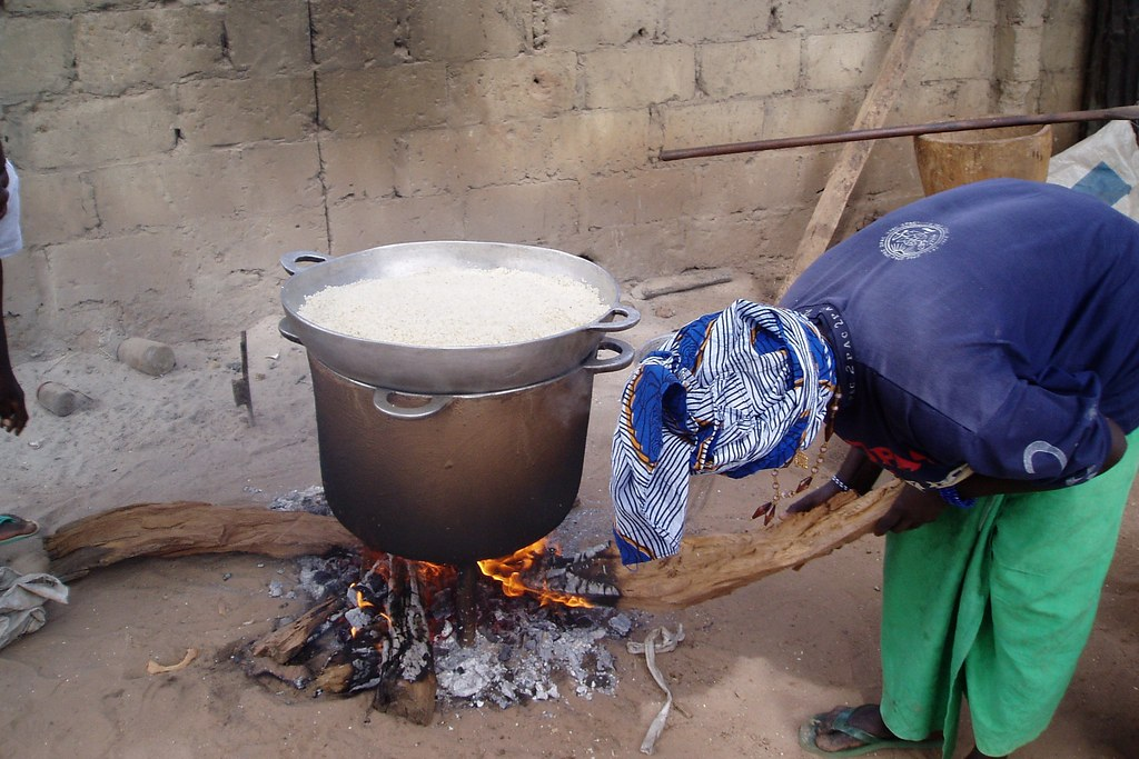 3-stone cooking method