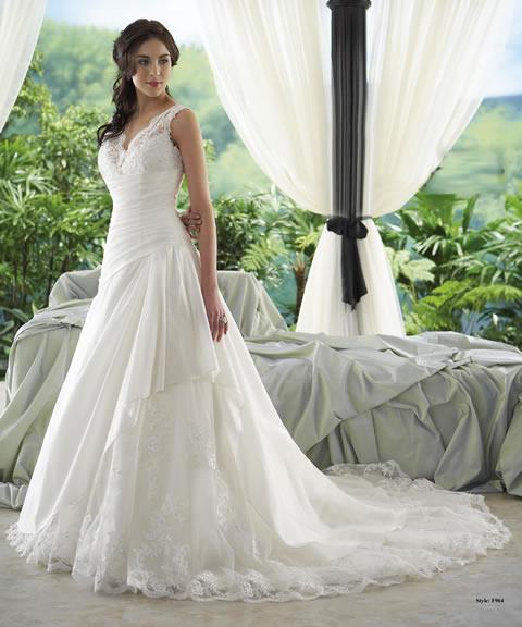 Vestidos de novia baratos-964A