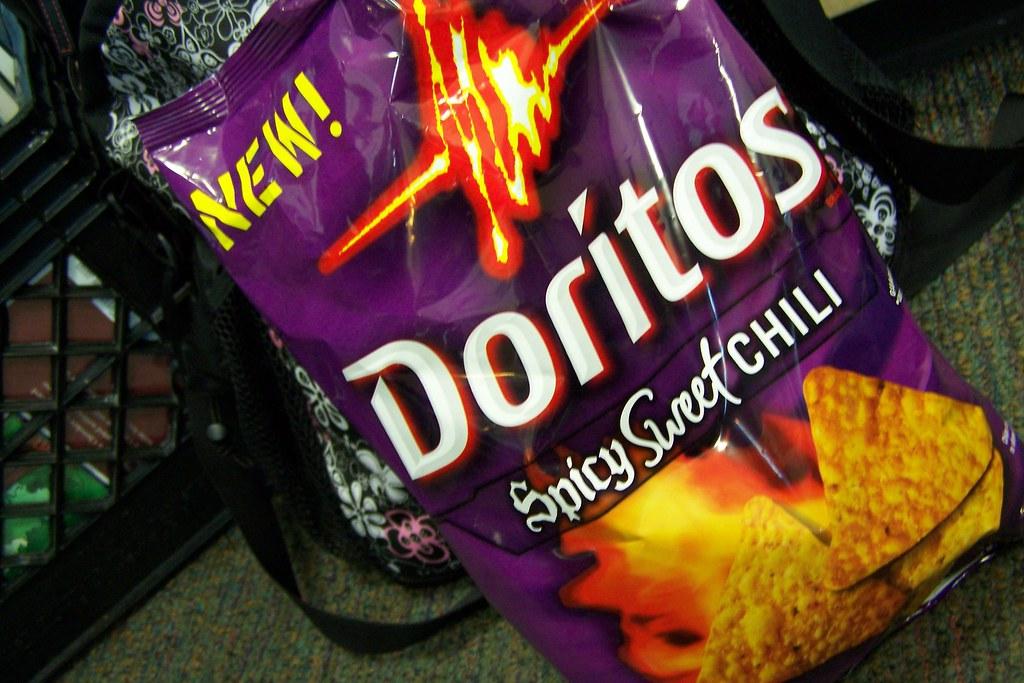Mar 4: New Yummy Doritos!!!