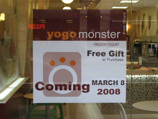 Yogo Monster Two