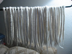WIP dreads