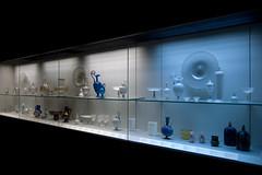 Glassware (Z!KeepeR) Tags: blue glass museum d50 dark stpetersburg ed nikon petersburg exhibition 1855mm saintpetersburg nikkor hermitage afs dx  f3556