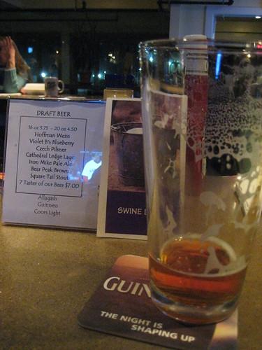 moat mountain brew pub