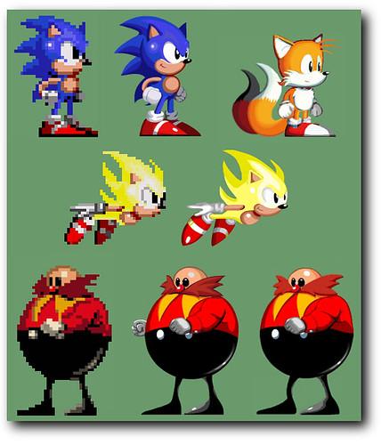 sprite-remakes