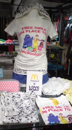 Another McDonald's T-shirt form LOVE BOAT
