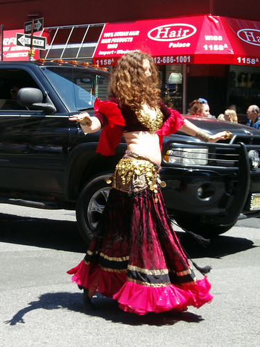 dance parade NYC