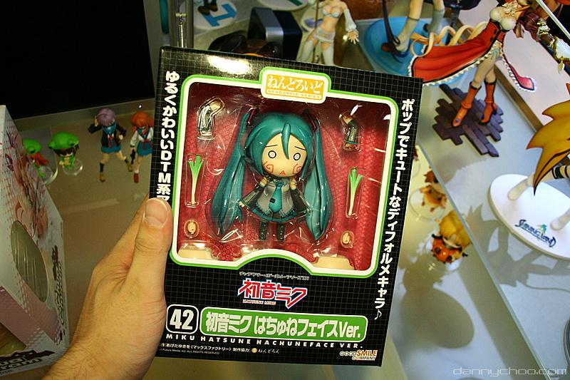 Anime Figures. Hachune Miku Wonfes edition.