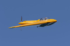 Flying Wing (Trent Bell) Tags: lancaster foxairfield airport losangelescounty airshow 2016 california northrop n9m n9mb flyingwing
