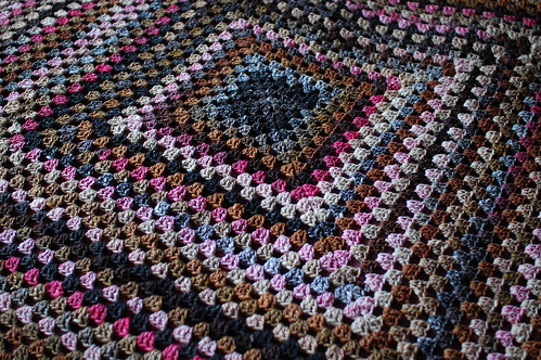 granny square goodness