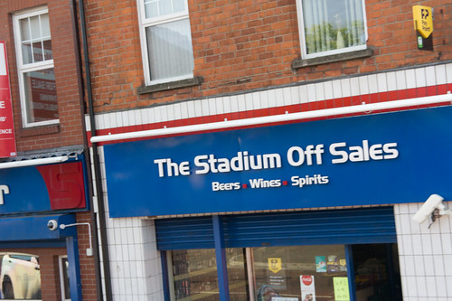Belfast City - The Stadium Off Sales