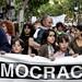 15 de mayo. Democracia real ya. Palma de Mallorca. Spanish revolution