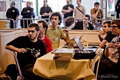 RSSIL @ Espace Sculfort, Maubeuge   27.05.2011 (Marion Agé) Tags: forum linux salon lille opensource talks iut hacking challenge sécurité maubeuge clx esiea ethicalhacking syntec logicielslibres acissi sculfort sžcuritž rssil hacknowledge cdaisi