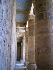 Medinet Habu (konde) Tags: ancient columns medinethabu