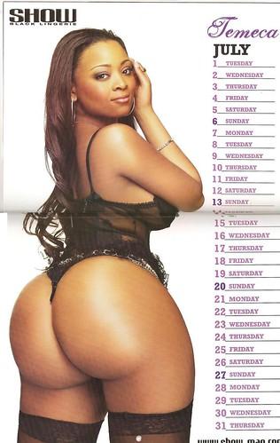 show magazine calendar3