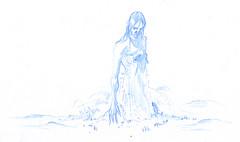 Zombie Rise (Playkill) Tags: sketch artist drawing zombie american horror filipino bernie pinoy wrightson playkill