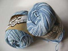 Lily Sugar 'n Cream faded denim 00181, 148901