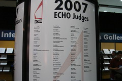 ECHO Award Judges