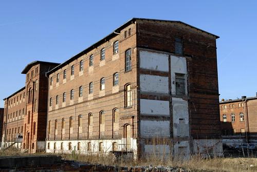 Ehemaliges Gefängnis Rummelsburg