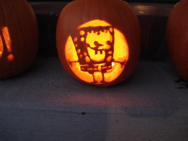 Pumpkins 2007
