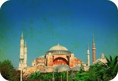 Ayasofya  Hagia Sophia  (Zleyha Sucu) Tags: turkey god muslim islam pray trkiye istanbul mosque sophia allah dua hagia ayasofya moslem mussulman mslim mslman fotorafkraathanesi