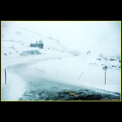 Road to nowhere (Papafrezzo,  2007-2014 by www.papafrezzo.com) Tags: road winter white mountain snow black mountains yellow norway landscape norge lyrics cabin nikon europe driving wind nowhere snowstorm highkey winding scandinavia vanishing desolate whiteout blowingsnow worldsend visibility talkingheads conditions yellowline windingroad disappear vanish roadtonowhere noreg twisting meandering snowpoles mrtalkingheads 18200mmf3556gvr reducedvisibility d80 driftingsnow nikon18200vr ownfav cy2 vestagder gulmidtstripe twistingroad challengeyouwinner cywinner ownfavs moderategale groundblizzard whitetheme drivingconditions 7daysofshooting 7beaufort freshgale rv45 riksvei45 tjrhom snowplowguides markingposts shootanythingsunday jarrok snfyke sshootanythingsunday papafrezzo althani2010generalcolour ginordic1 pf1xpotential