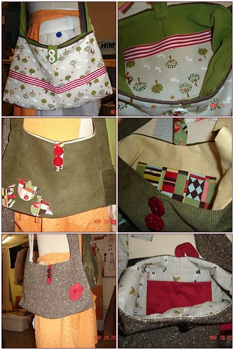 more holiday sewing