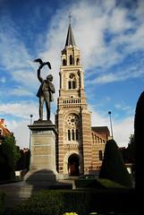 Sint-Amandskerk, Roeselare