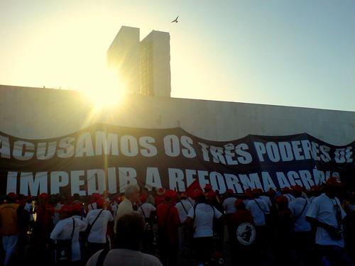 Place des 3 pouvoirs - Julien Terrié - Brasilia