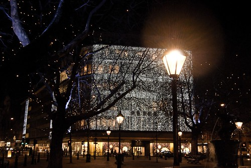 Sloane Square by Night
