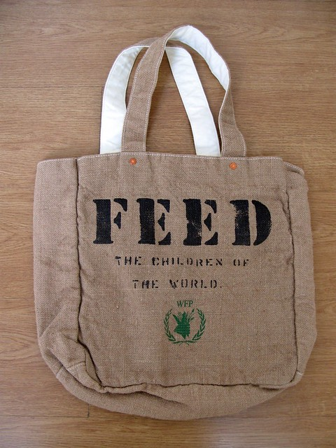 My feed bag