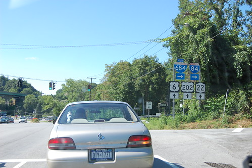 Interstate 684 Northern Terminus