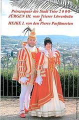 jurgen III und Heike I 2 (RKDV Sint Hendrien, Afdeling Dansmari's) Tags: sint carnaval trier dansmariekes oeteldonk hendrien dansmaris dansmaries rkdv dansmari