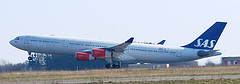 SAS (rafiquejfk) Tags: aircraft airlines naeem rafique