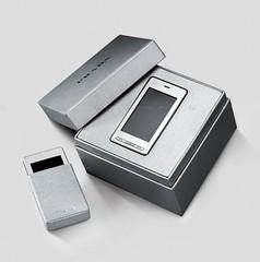 silver prada