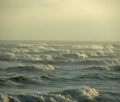 Angry Surf () Tags: ocean sea mist galveston water mexico island haze surf waves texas gulf sweet air salt houston calm spray salty foam angry rough breeze galvestonisland