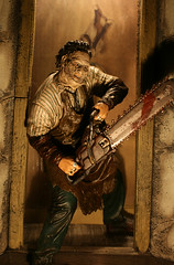 Leatherface Profile (Boogeyman13) Tags: toy toys actionfigure leatherface horror mcfarlane texaschainsawmassacre slasher