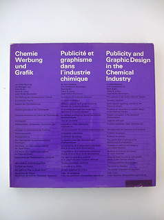 Publicity and Graphic Design in the Chemical Industry –– Hans Neuburg 1967