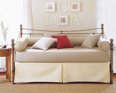 Bed Guide Design Sponge
